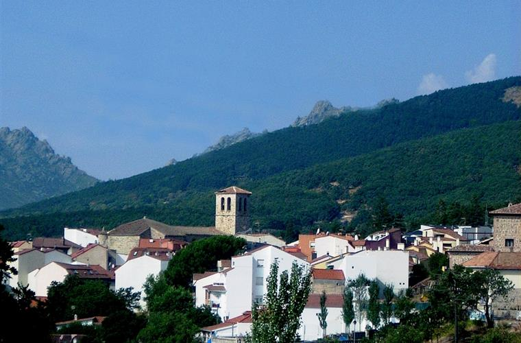 Miraflores - situated in the Guadarrama mountain nature reserve