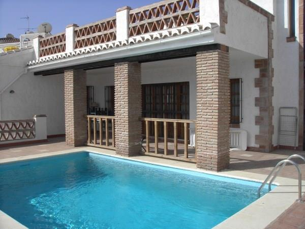 Terrace and swimming Pool