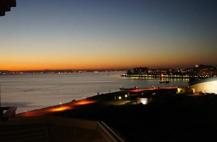 Main Balcony Incredible Sunsets Over Beaches of the Mar Menor