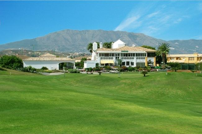 Clubhouse at the Miraflores Golf Resort