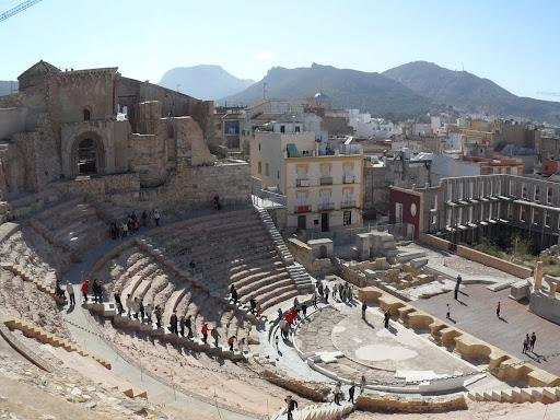 Teatro Romano in Cartagena