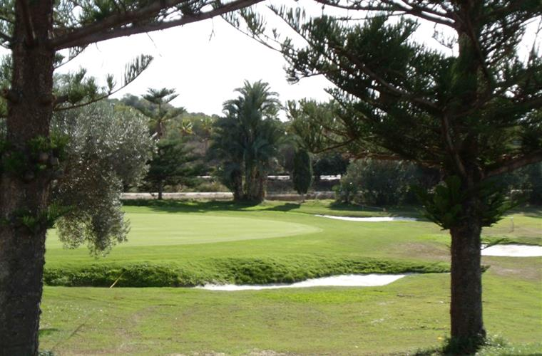 Campoamor golf club