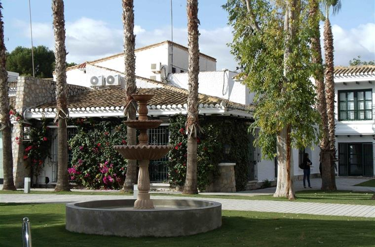 Villamartin golf club.