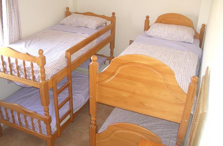 End bedroom bunkbeds