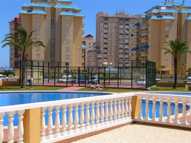 Holiday Apartment For Rent In La Manga Los Miradores Del