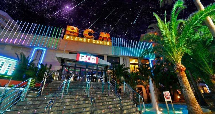 BCM probably the best nightclub on the island