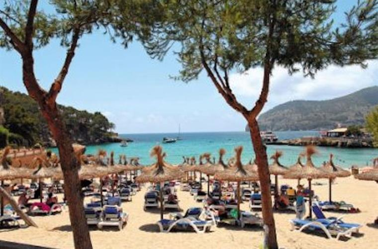Camp de Mar West of Magaluf (10 miles)