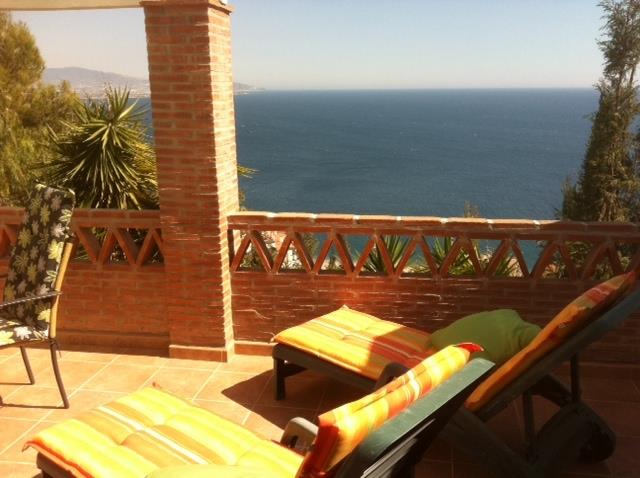 Terrasse Alegria 2 with seaview