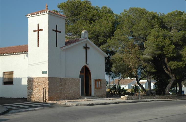 Church in Pinar de Campoverde