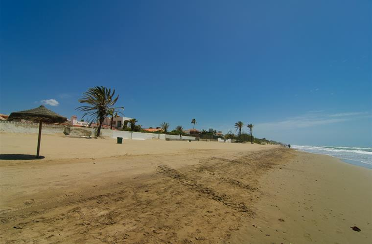 Playa Real de Zaragoza is at just 130m from villa