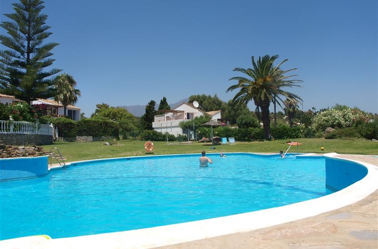 This nice pool is only 1 minute walk of Casa Elzer