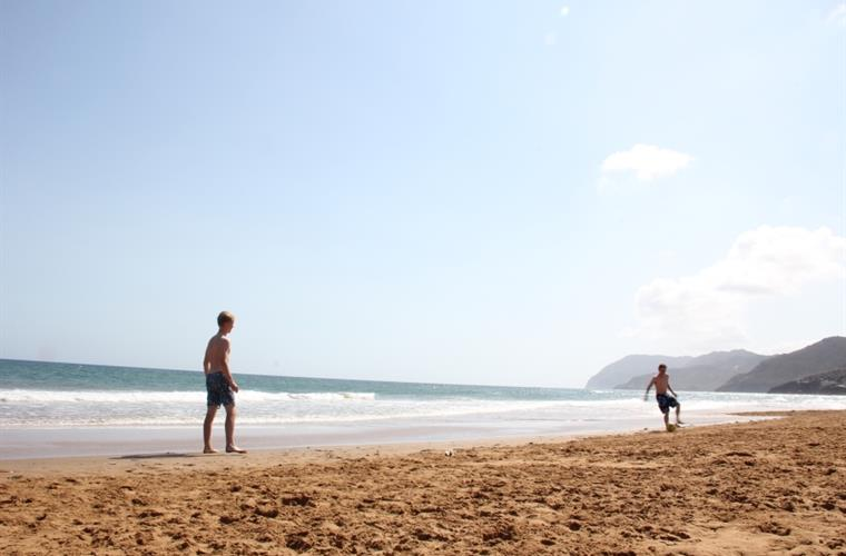 The empty and unspoiled beaches of Calblanque