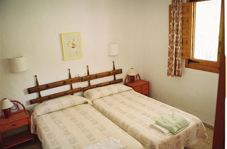 Campobello : A bedroom