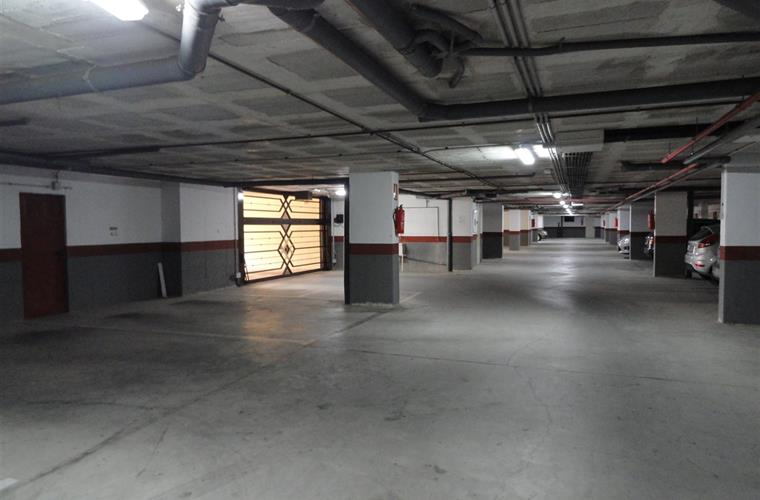 Underground private parking direct from lift to apartment