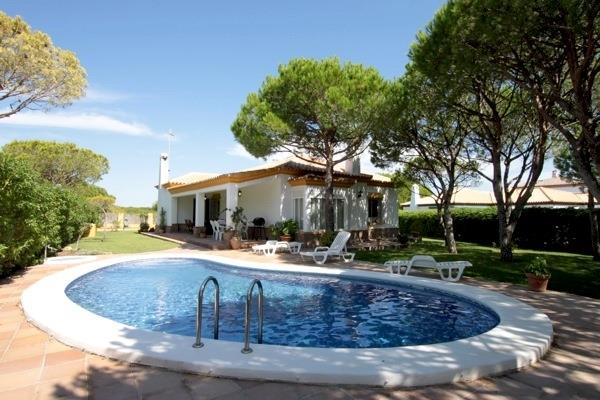 Villa Sauce with private pool in Roche