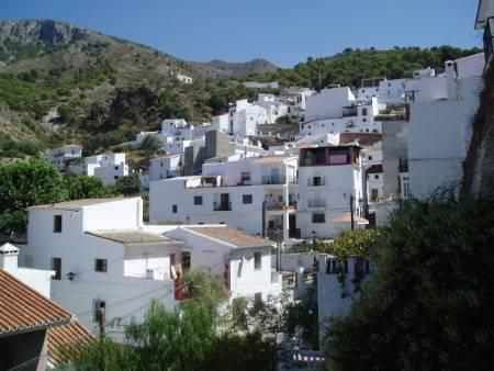 Canillas village
