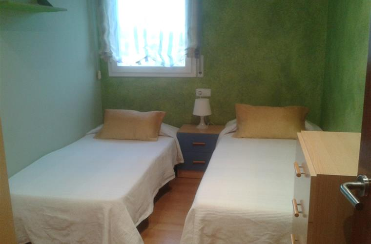 individual double room