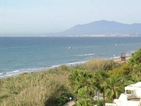 Sea views and view to Gibaltar and Marroco