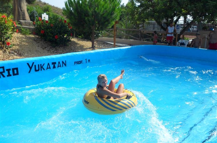Yukatan at Quesada Aquapark