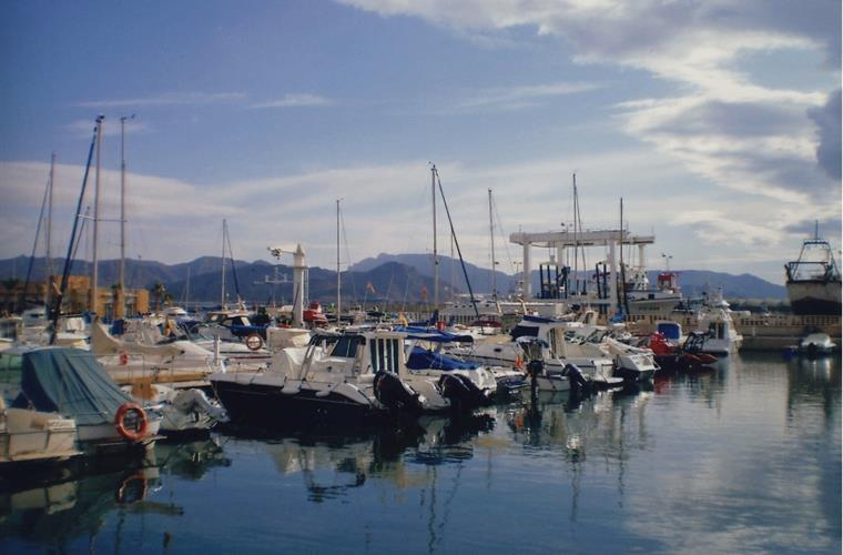 Fishing Harbour, Puerto de Mazarron