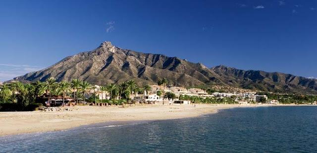 Marbella beachview