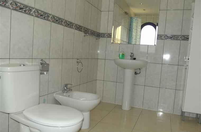 Bathroom with WC and Bidet upper floor