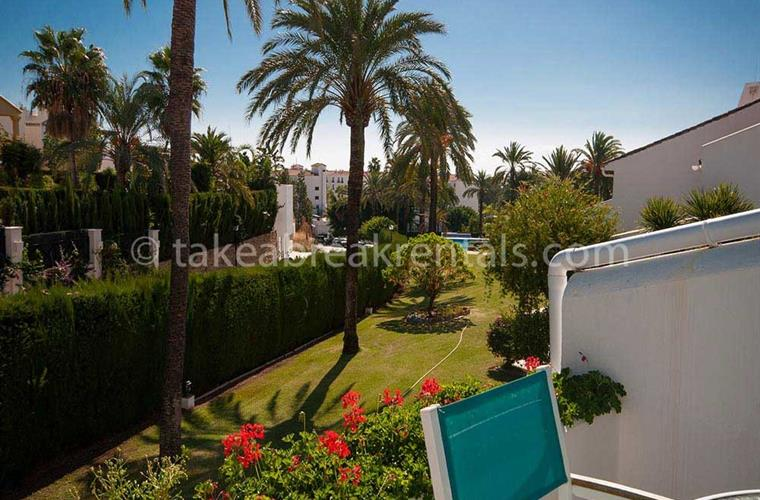 View Andalucia Garden Club apartment for rent