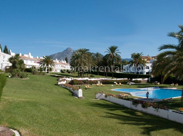 Andalucia Garden Club rental apartments