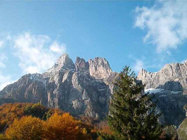 The Picos in Autumn