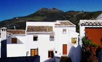 House Front with view to Sierra Alcaide