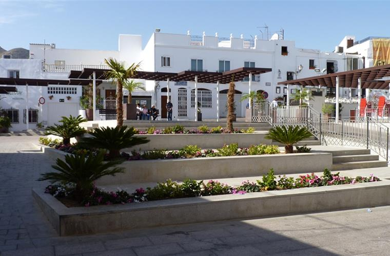 Mojacar Pueblo, officially one of the prettiest villages in Spain
