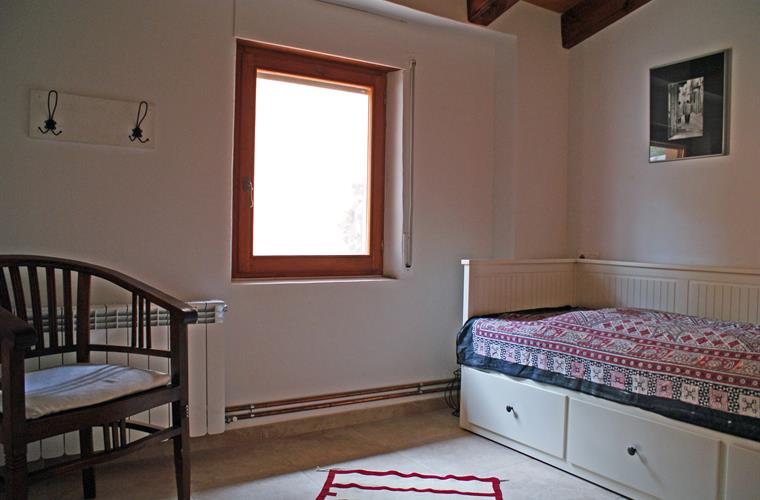 Third bedroom with pull-out bed (sleeping two)