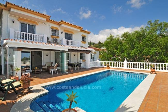Villa with private pool in Sierrezuela - Mijas Costa