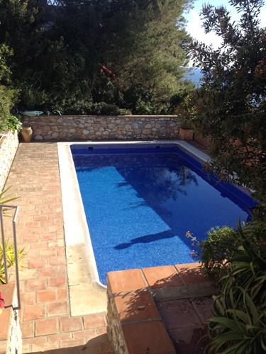 Our private pool, just for you!!!