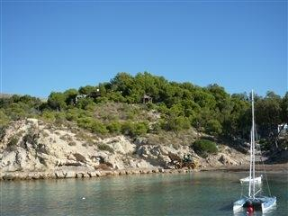 Hidden bays in and around El Campello.