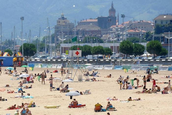 Playa Hondarribia