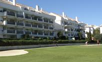 Buildings from the Golf Course , 14th hole Guadalmina Norte