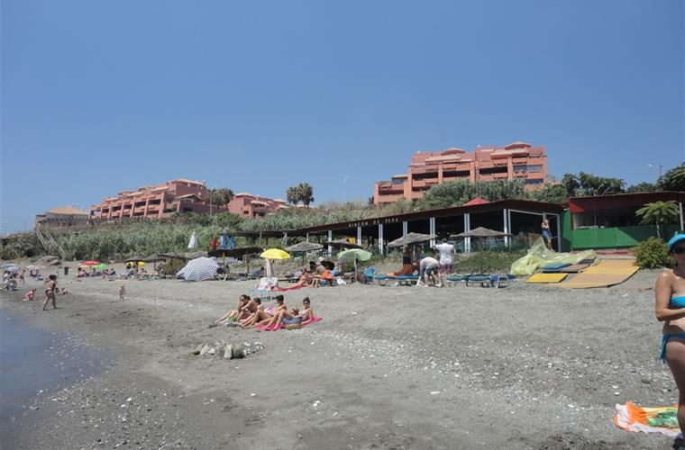 PEÑONCILLO BEACH