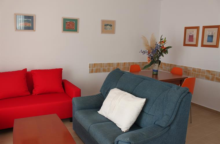 CABAÑA EDUARDO 31 : 1 BEDROOM (2 SINGLE BEDS + DOBLE SOFABED)