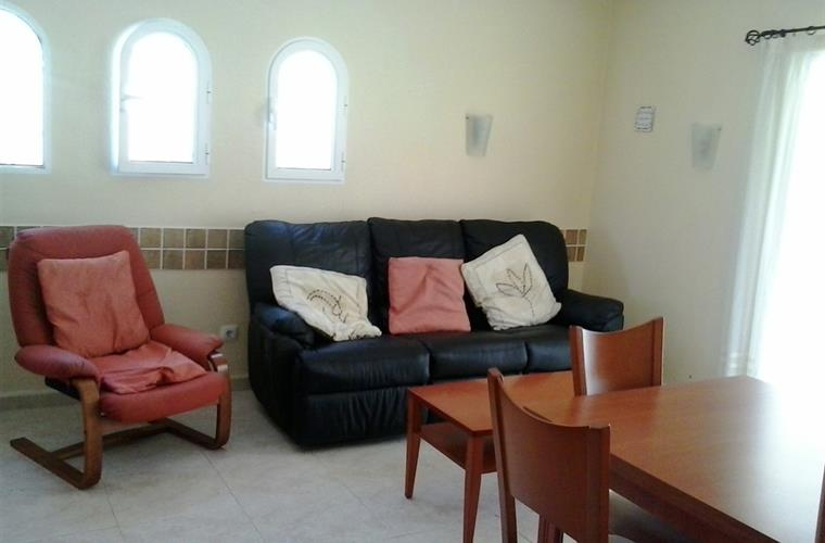 CABAÑA LUIS 14 : 2 bedrooms (5 single beds)