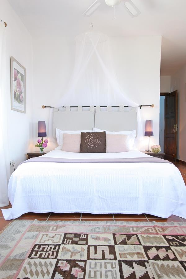 Mirador bedroom en suite with private patio and breathtaking views