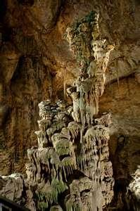 The amazing Caves of Canelobre in Busot