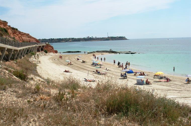 Bay of Campoamor 3,5 km