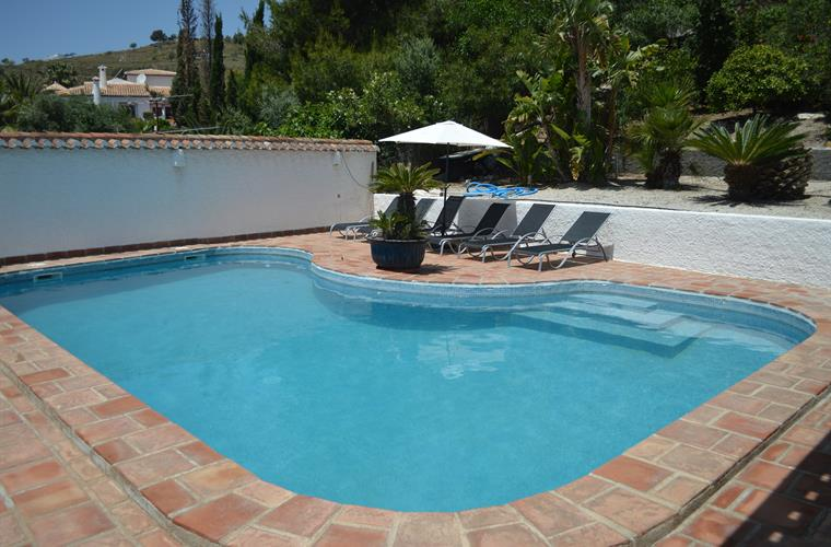 Holiday Villa For Rent In Salobre A Monte De Los Almendros Salobre A Vacation Villa 22683