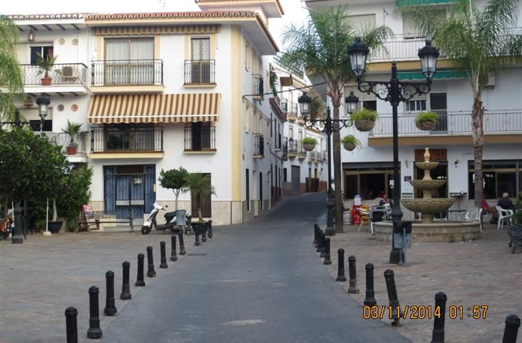 Guaro main square