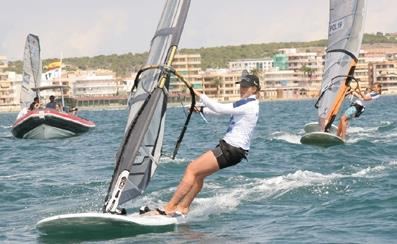 Water sports at Santa Pola - only 20 minutes up the road