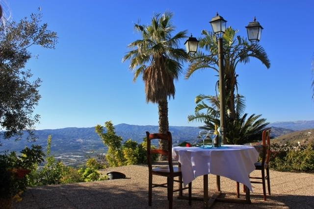 Villa nº3 (Ref AHRVi103.3): patio terrace with panoramic views