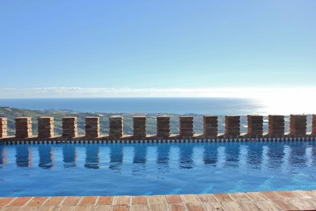Villa nº2 (Ref AHRVi103.2): pool with mediterranean views