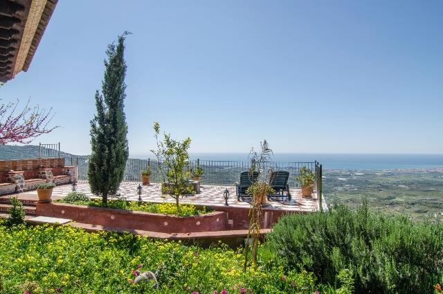 Villa nº2 (Ref AHRVi103.2): terrace with Mediterranean views