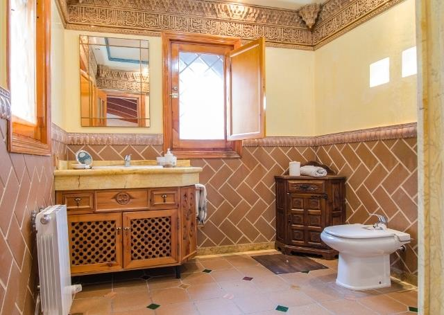Villa nº1 (Ref AHRVi103.1): bathroom with massage shower